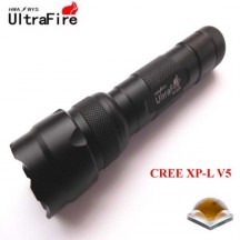 2015 - Đèn pin Ultrafire C2 - CREE XP-LV5