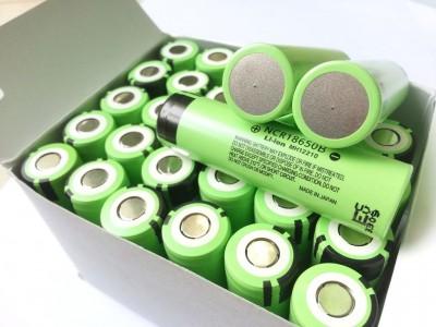 Pin panasonic 18650 - 3400mAh