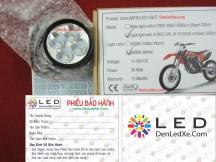 Đèn Led trợ sáng Xe Cree L4 - Cree XPL HI V3 -SPOT LIGHT- 2016