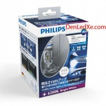 Đèn Philips X-treme Ultinon LED H4