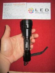 2016-Đèn pin Ultrafire C12 CREE XP-L HI V2