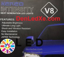 Cree V8 Intensity Led KENZO - Model mới nhất 2018