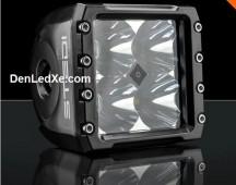 Đèn Led Trợ Sáng Vuông STEDI C-4 Black Edition Spot