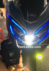 Kenzo ZX2 2020 Bi Cầu Led