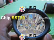 Đèn Led trợ sáng L4X Cree - Chính Hãng 2020