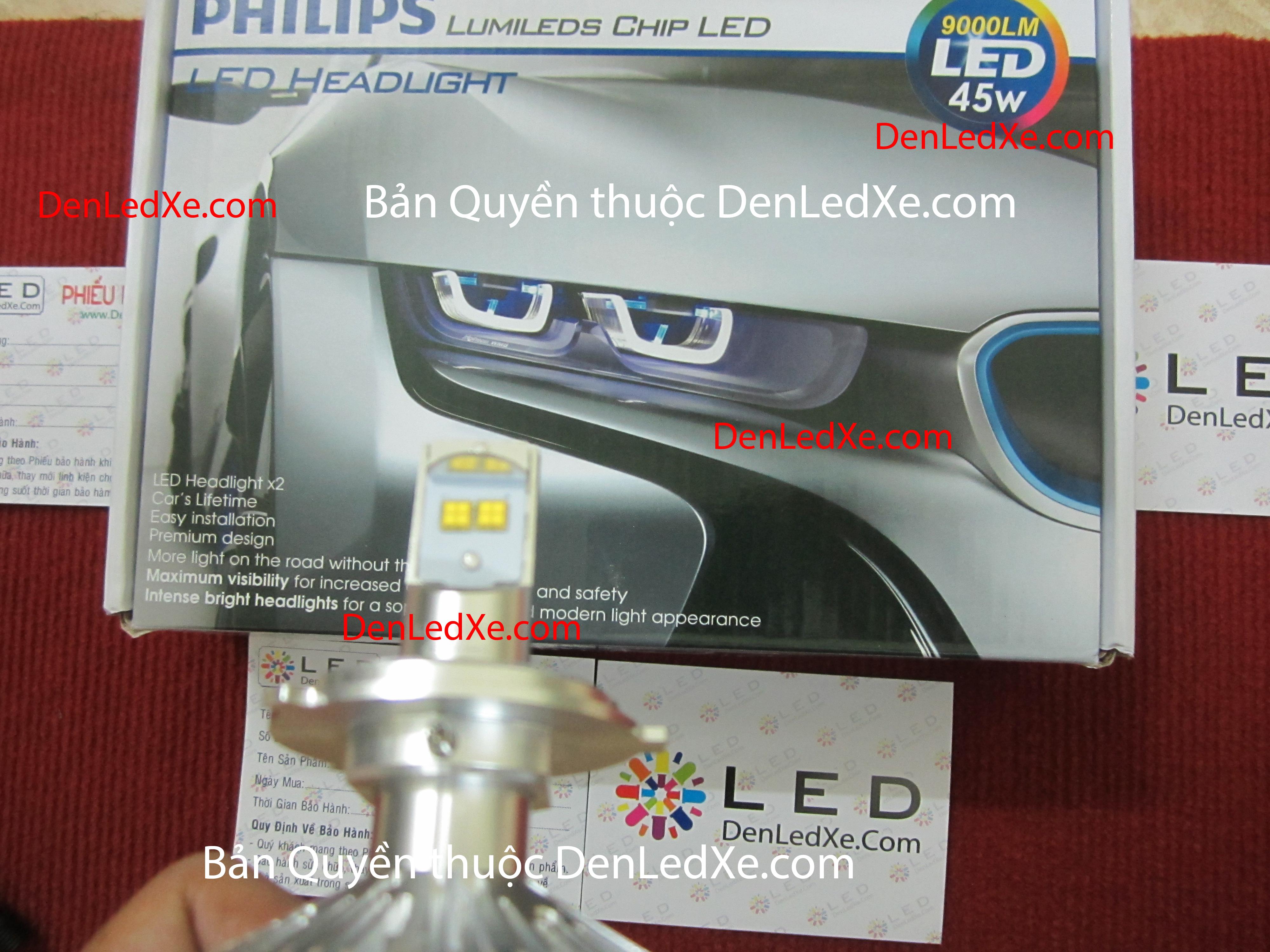 Đ 232 N Led Xe Philips Lumileds 2016 Thế Hệ Thứ 3 Th 225 Ng 4 2016