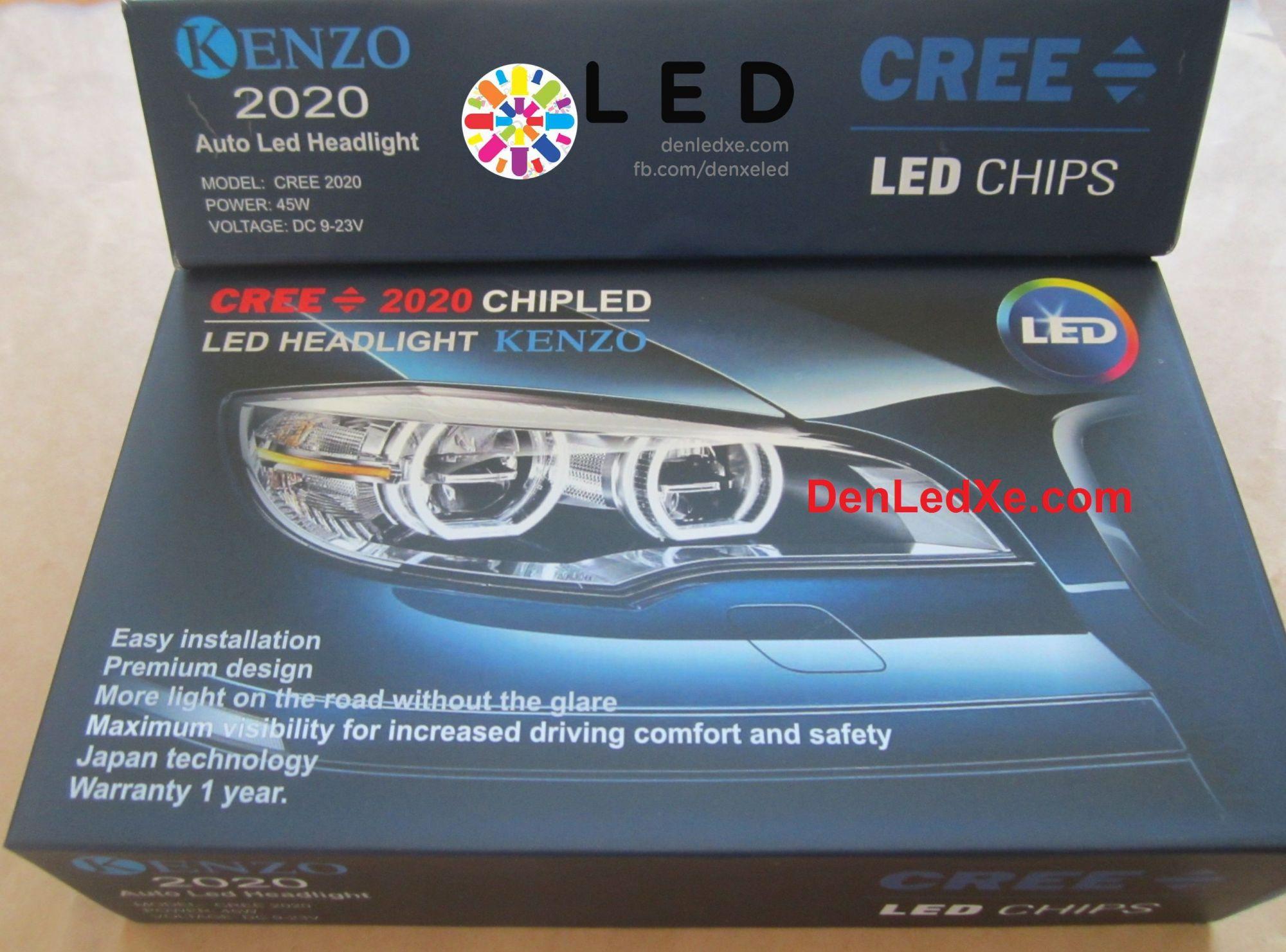 Cree 2020 Led KENZO - Model mới nhất 2020